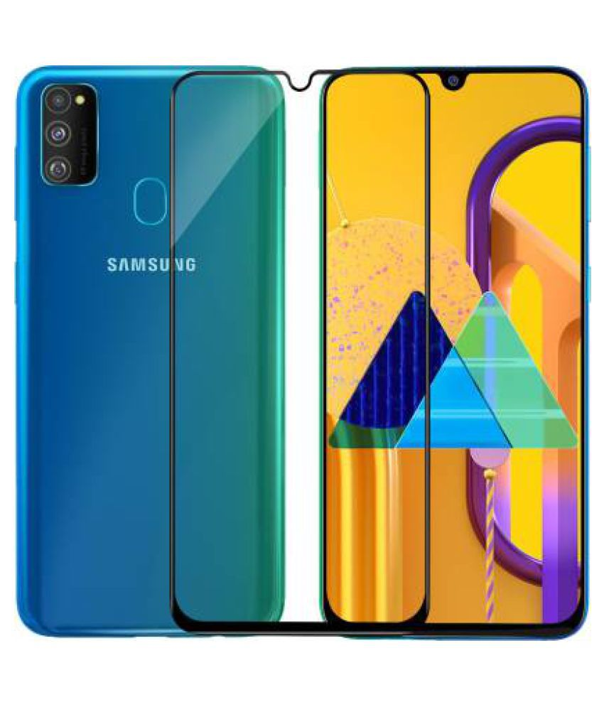 Samsung Galaxy A80 Tempered Glass Screen Guard By lenmax Japanese Advance Screen Protector Technology