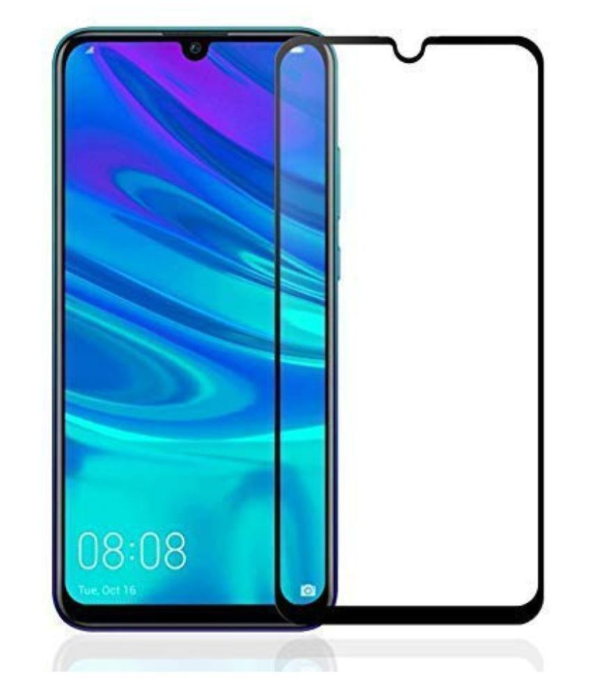 Honor 10 Lite Tempered Glass Screen Guard By lenmax UV Protection, Anti Reflection