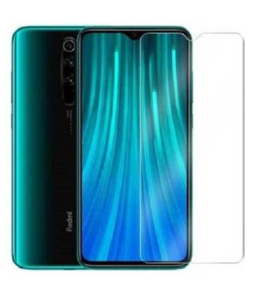 Xiaomi Redmi Note 7S Tempered Glass Screen Guard By lenmax UV Protection, Anti Reflection