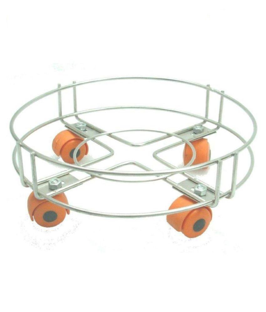 Conceptuals Spice Rack Silver - Pack of 1