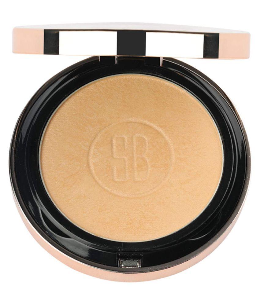 Swiss Beatuy Pressed Powder Natural-Beige Fair SPF 15 10 g