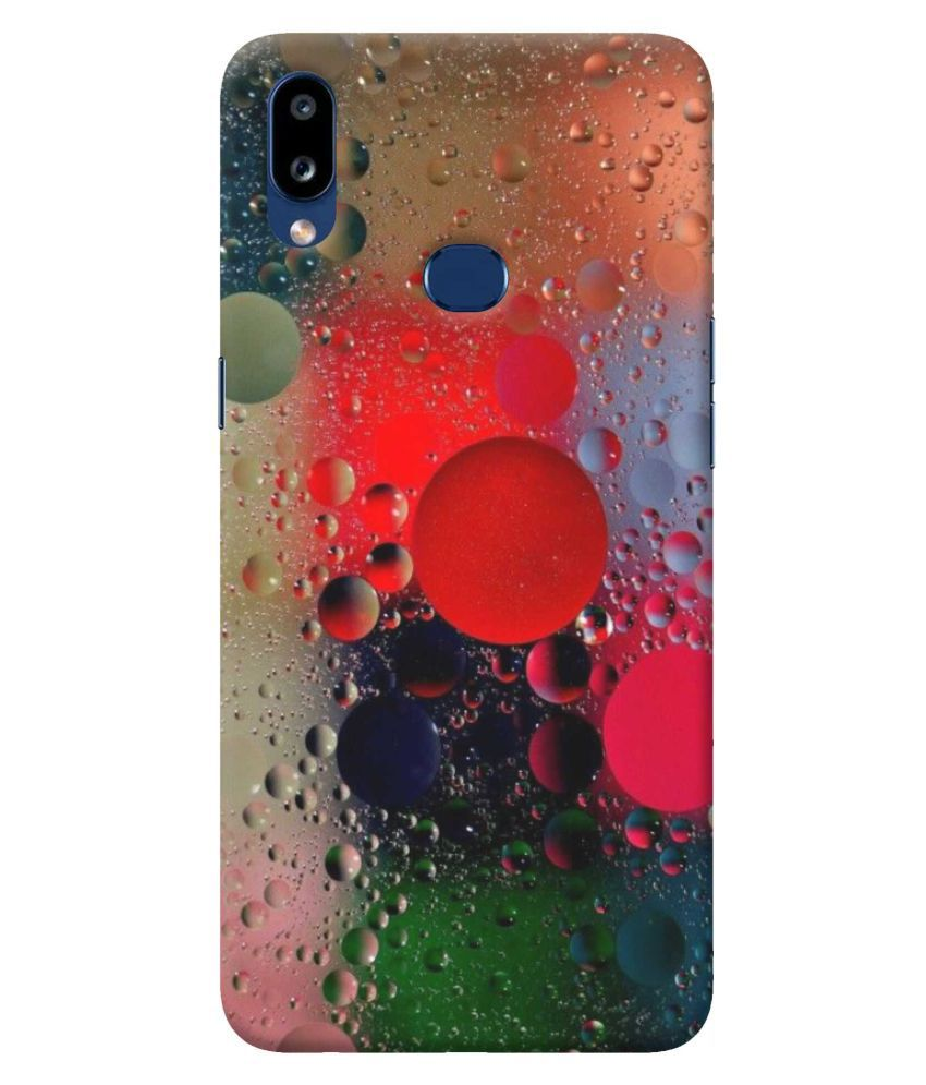 Samsung Galaxy A10s Printed Cover By NICPIC 3D Printed