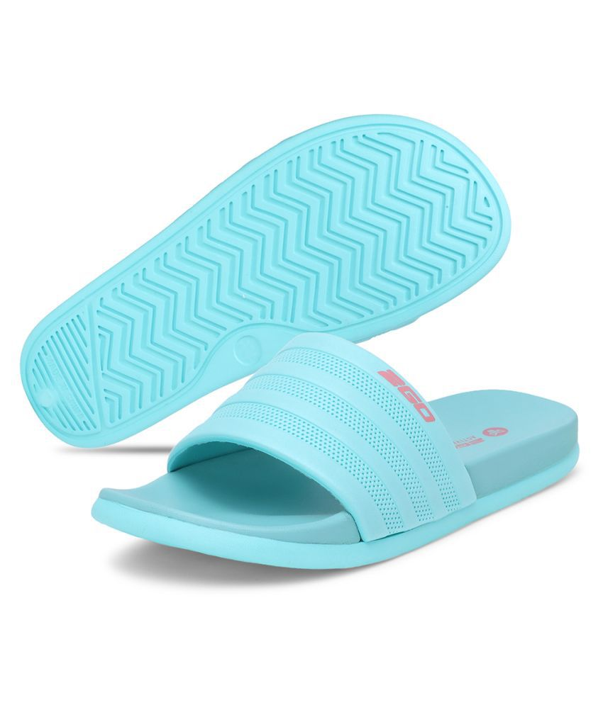 2go Blue Slides