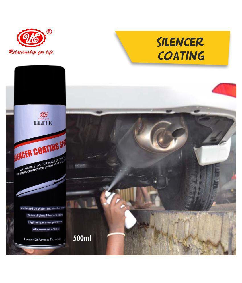 UE Elite Silencer Coating Spray - 500 ml Car Care/Car Accessories/Automotive Products