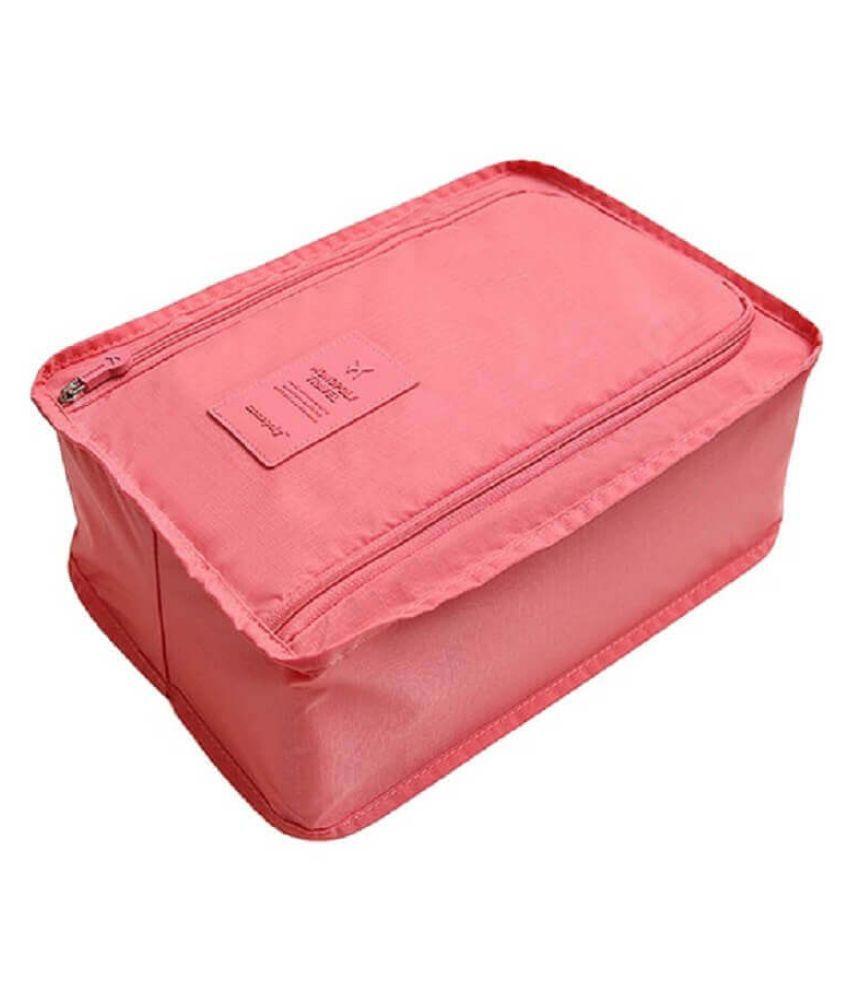 Waterproof Shoe Travel Pouch Portable Organizer Storage Bag