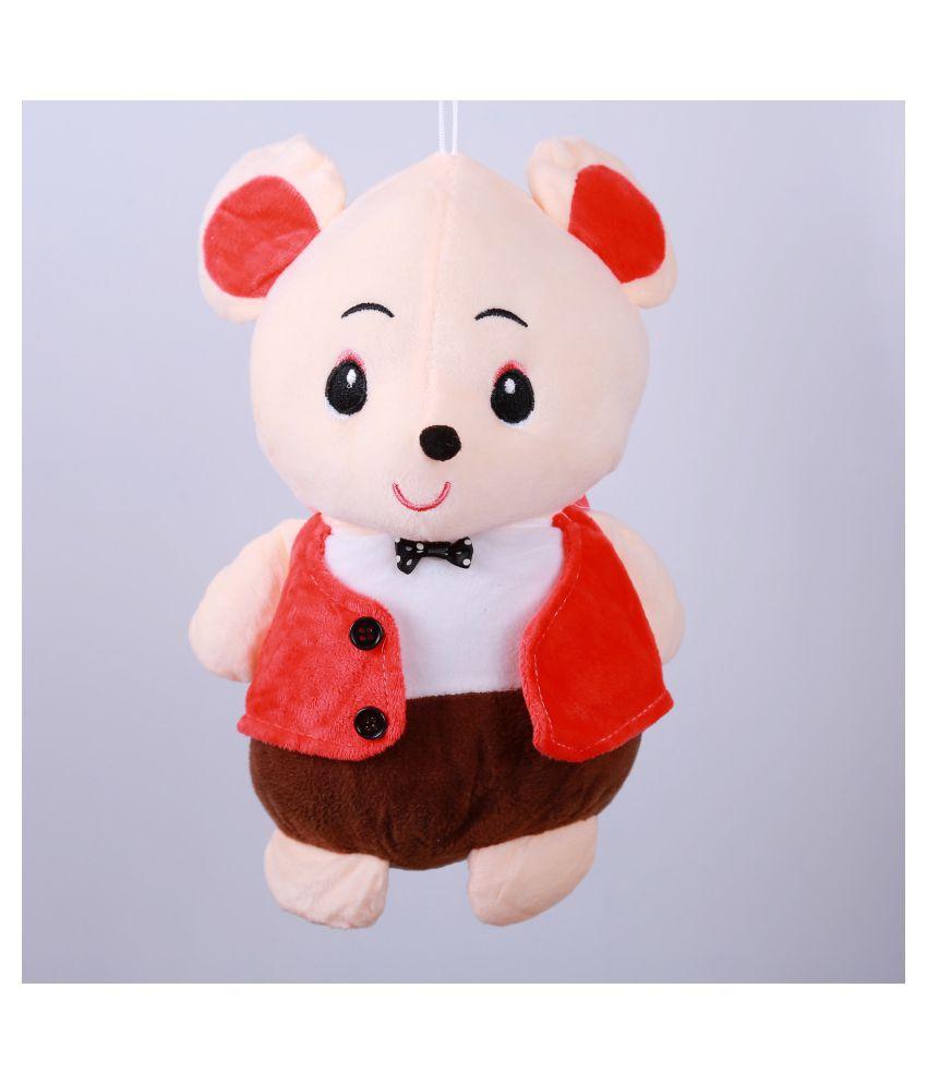 Red Piggy Stuffed Toy