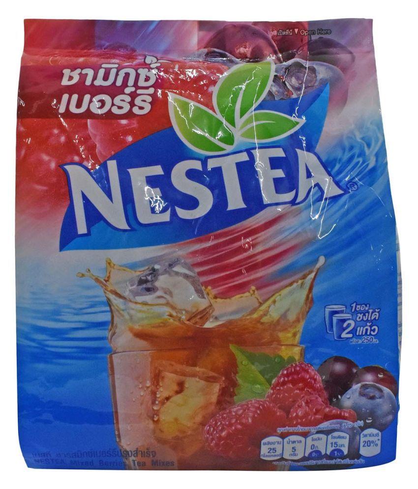 Nestea Blackberry Leaves Tea Powder 225 gm