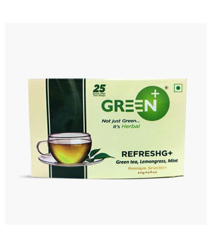 Teafloor Assam Tea Bags Mint Lemongrass 25 no.s