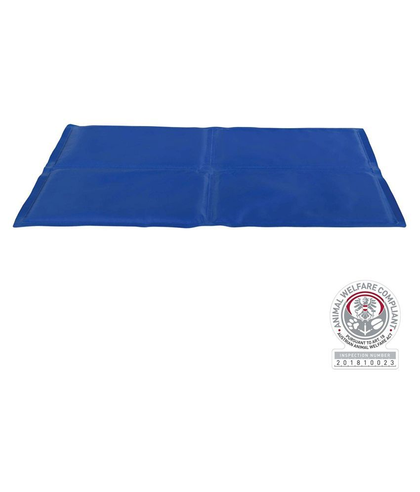 Trixie Cooling Mat, Blue (20x16 Inches) for dogs