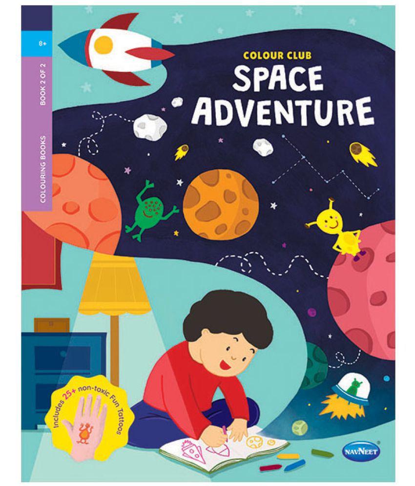 Navneet Colour Club - Space Adventure