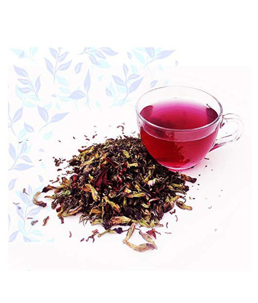 Golden Tips Hibiscus Tea Loose Leaf 100 gm