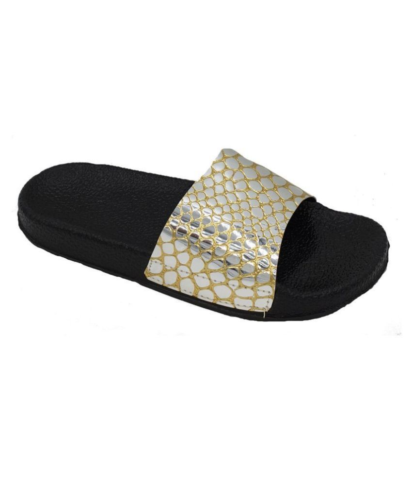 Pampy Angel Silver Slippers