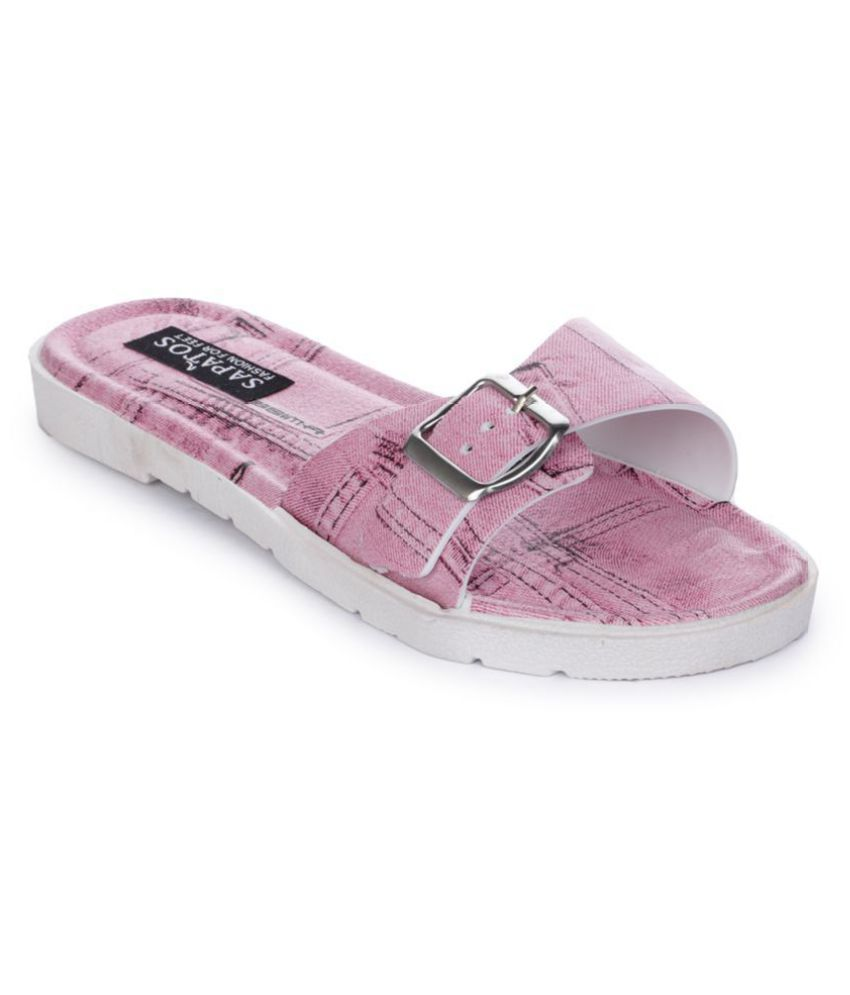 Sapatos Pink Slippers