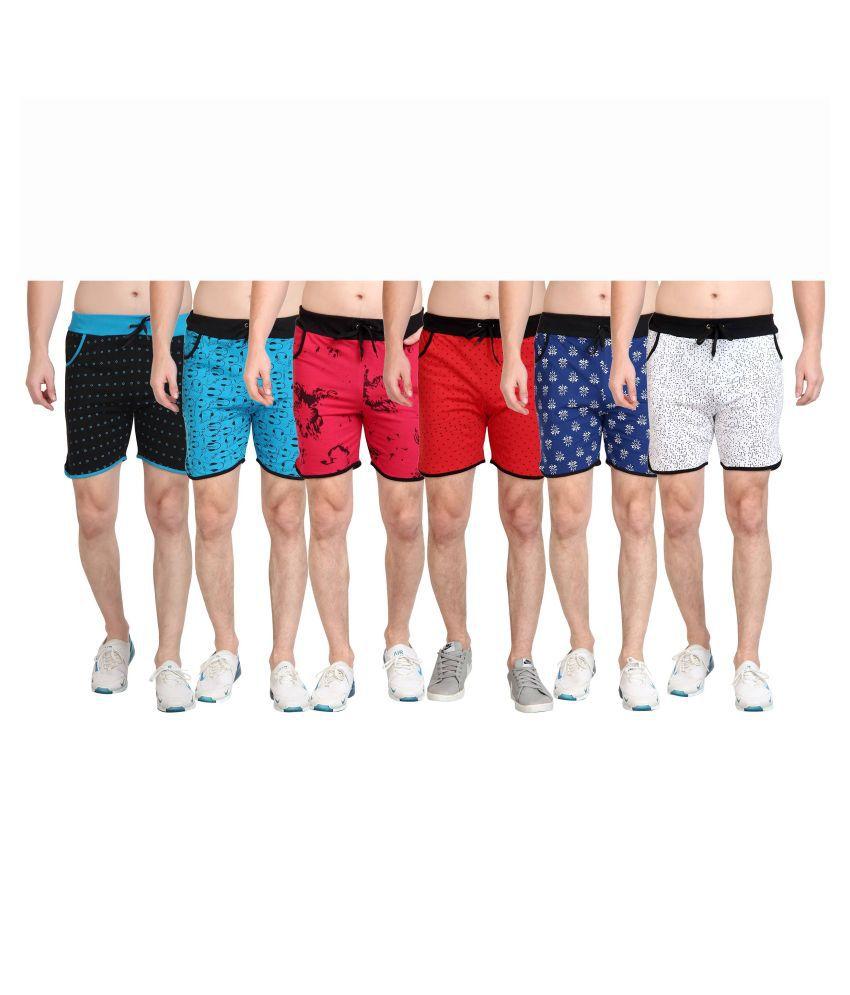 Diaz Multi Shorts 6