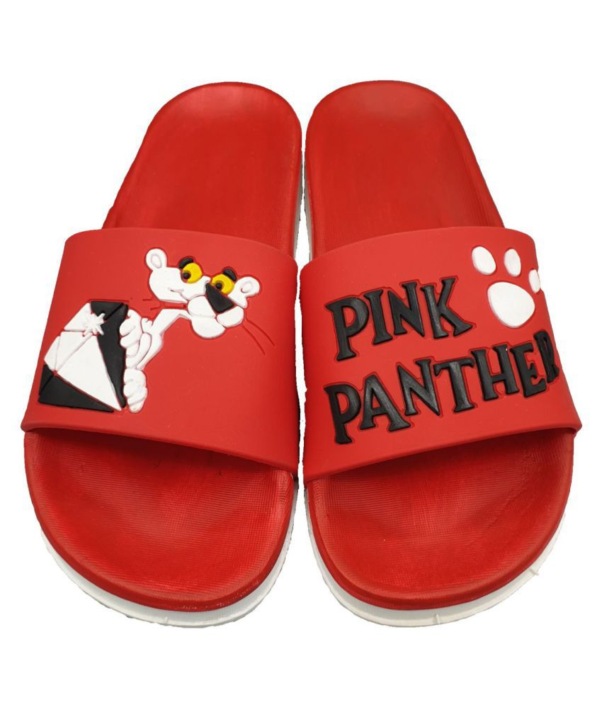 Pampy Angel Red Slippers