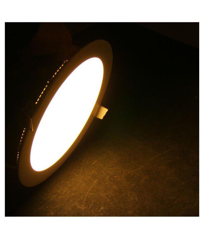 D'Mak 18W Round Ceiling Light 19.5 cms. - Pack of 1
