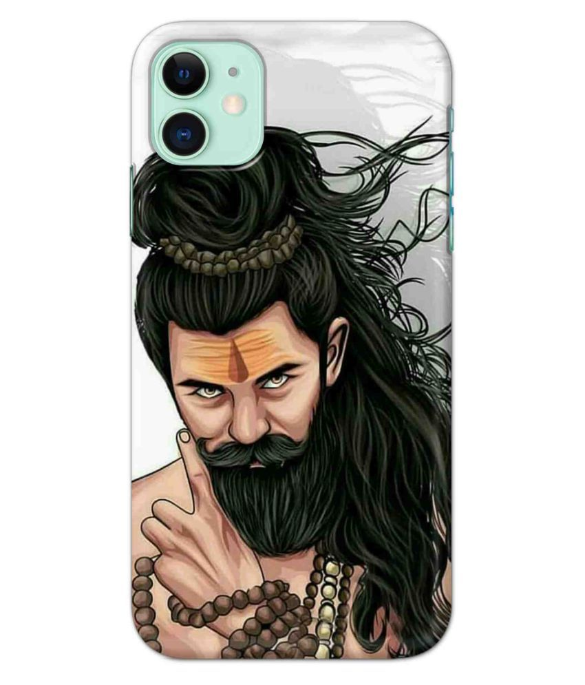 Apple Iphone 11 Printed Cover By Alve