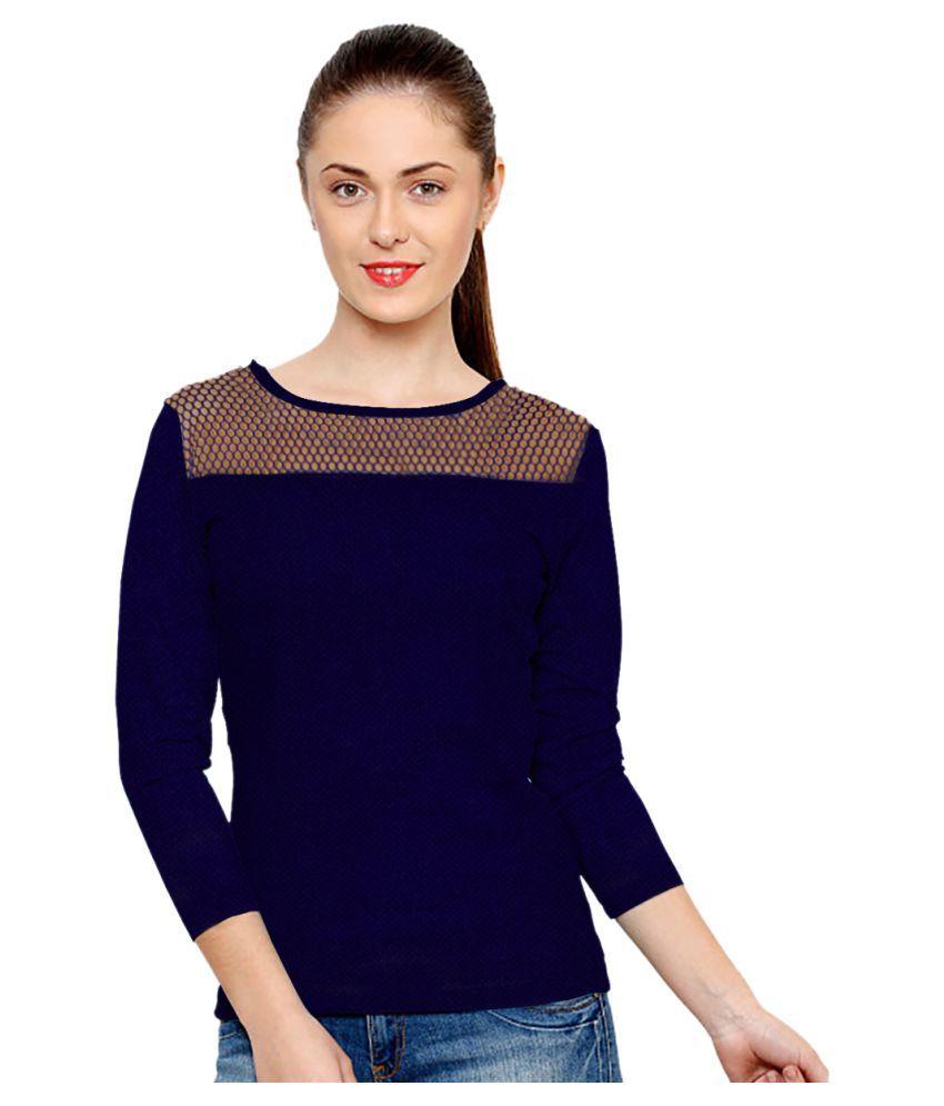 Kusum International Blue Blend Shirt