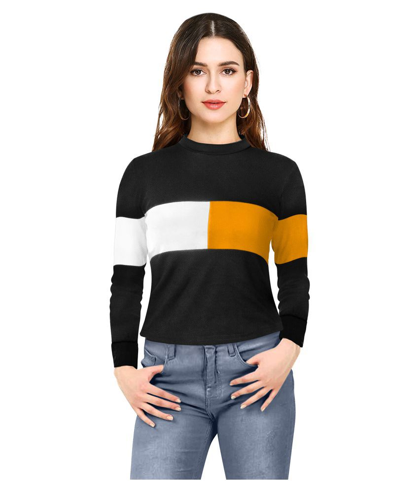 Kusum International Yellow Blend Shirt