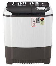 LG 8 Kg P8035SGMZ Semi Automatic Semi Automatic Top Load Washing Machine