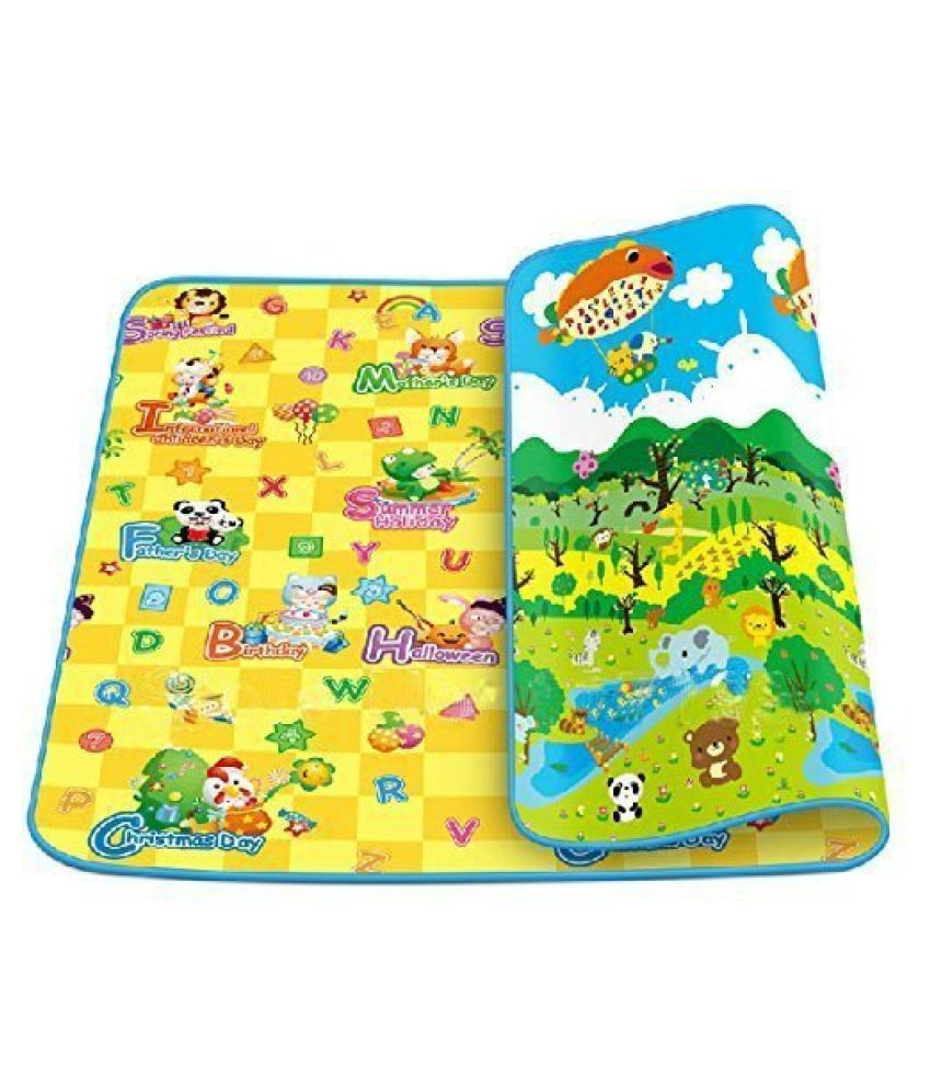 Waterproof, Anti Skid , Double Sided Baby Play and Crawl Mat