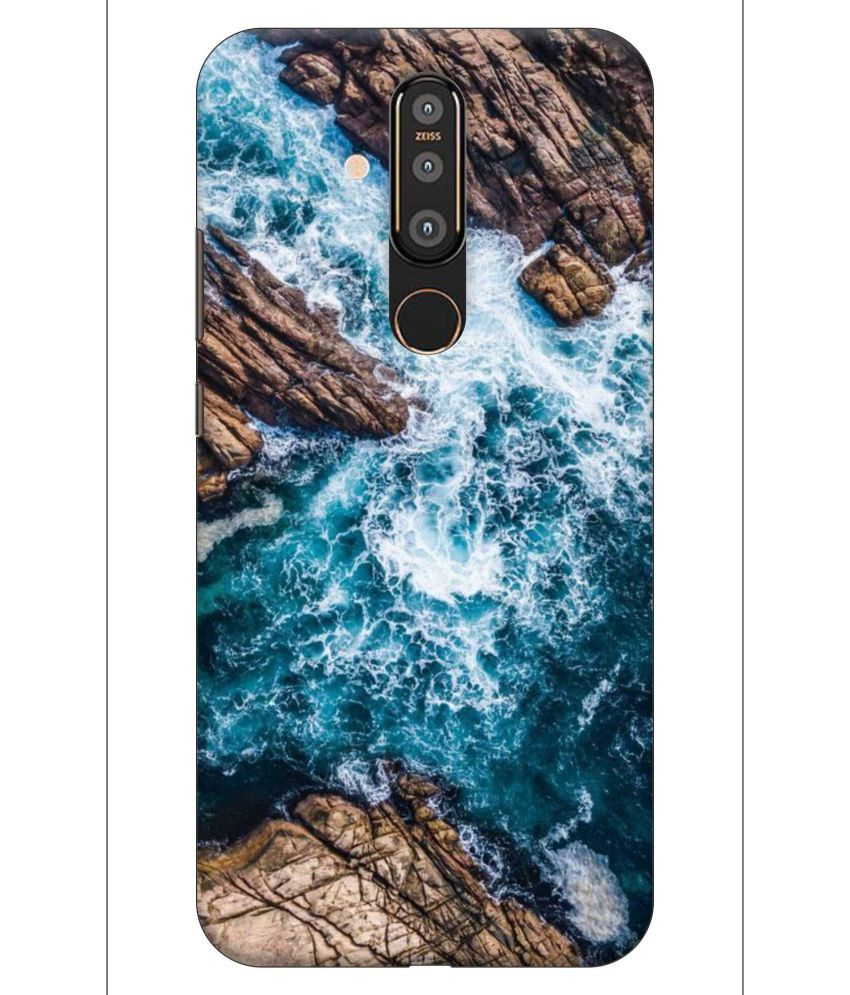 Nokia 7.1 Plus Printed Cover By NICPIC 3D Printed