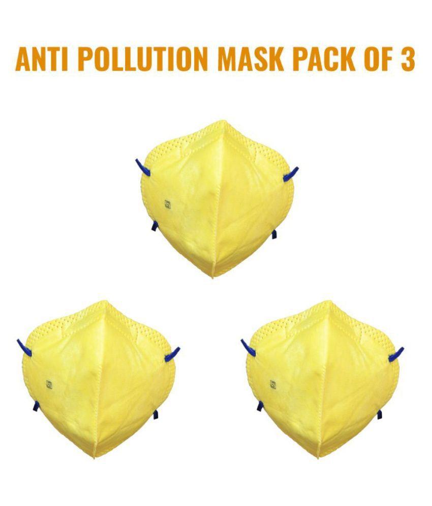 NOYMI ANTI-POLLUTION MASK FOR MEN AND WOMEN