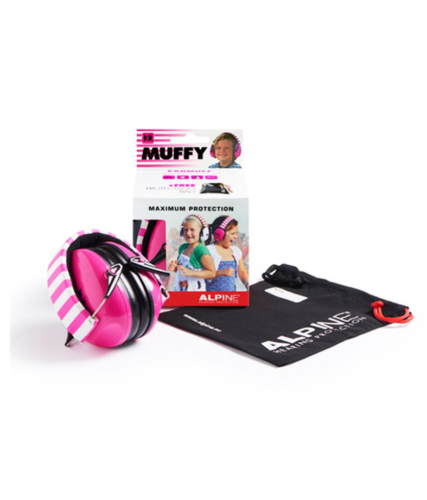 Alpine Muffy Pink Ear Muffs