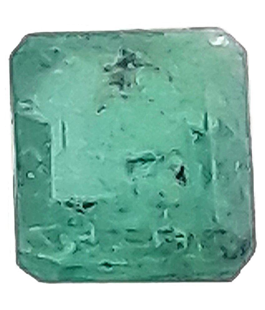Jewel craft 1-1.5 -Ratti Self certified Emerald