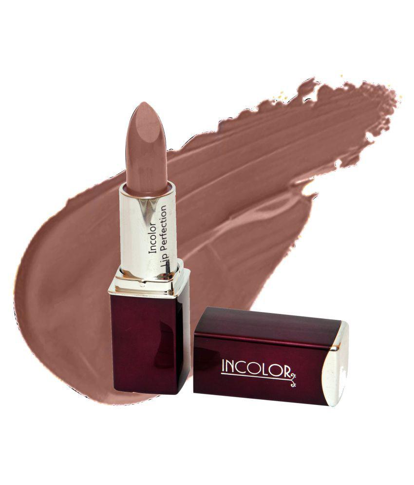 Incolor Creme Lipstick Brown SPF 12 3.7 g