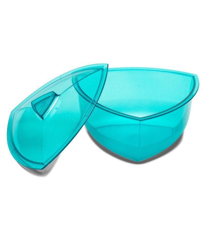 Tupperware Pcs Plastic Snacks Bowl 2200 mL