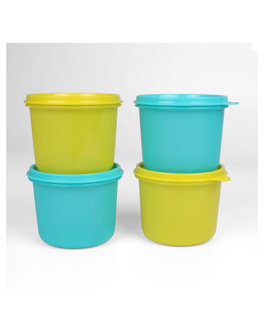 Tupperware Multipurpose Liquid Tight Executive Lunch Bowl 550ml 4pc