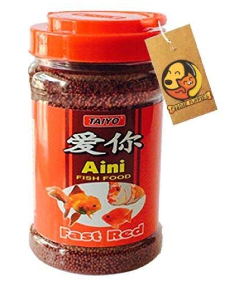 TAIYO Aini Fish Food Fast Growth Nutritional Food 330+33 Gms Free