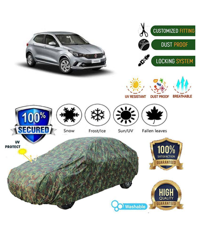 QualityBeast Jungle Car cover for Fiat Argo