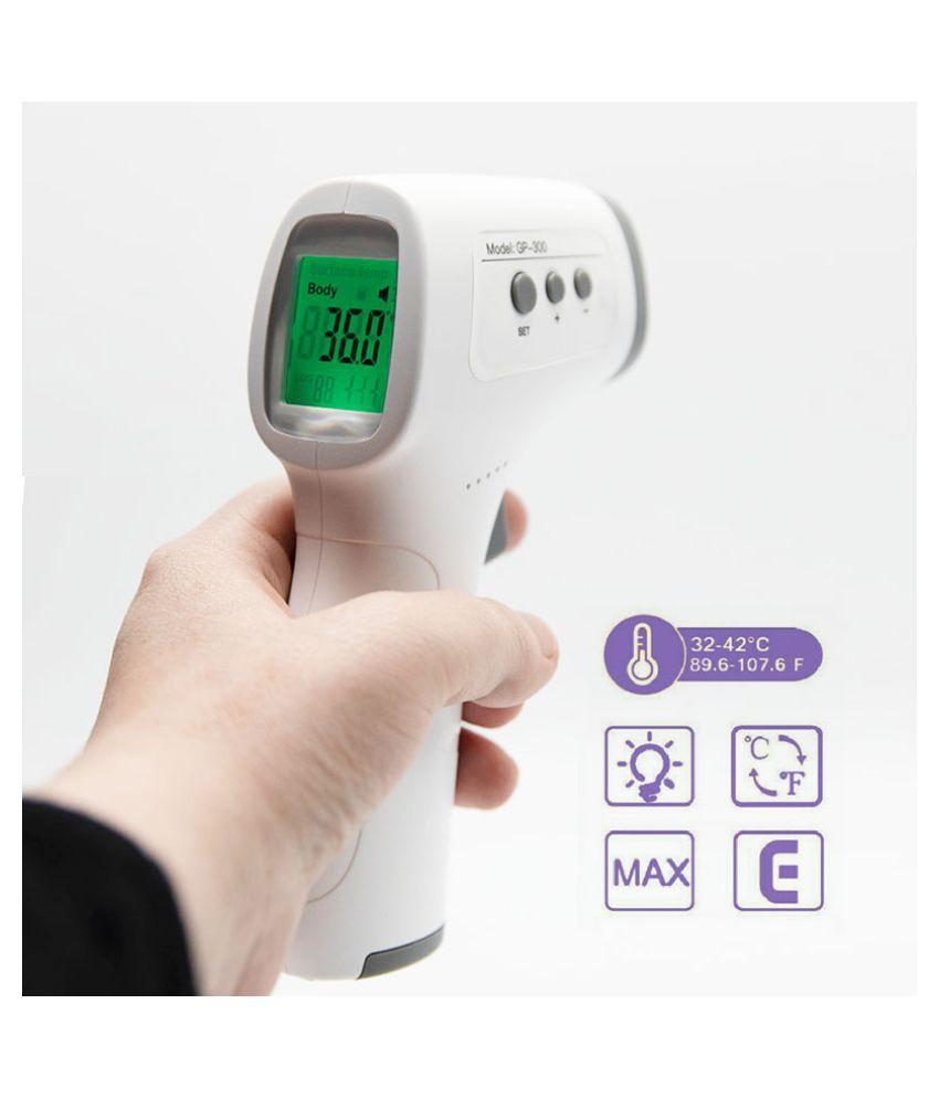 Shi Non-Contact Digital Thermometer GP-300 Hard