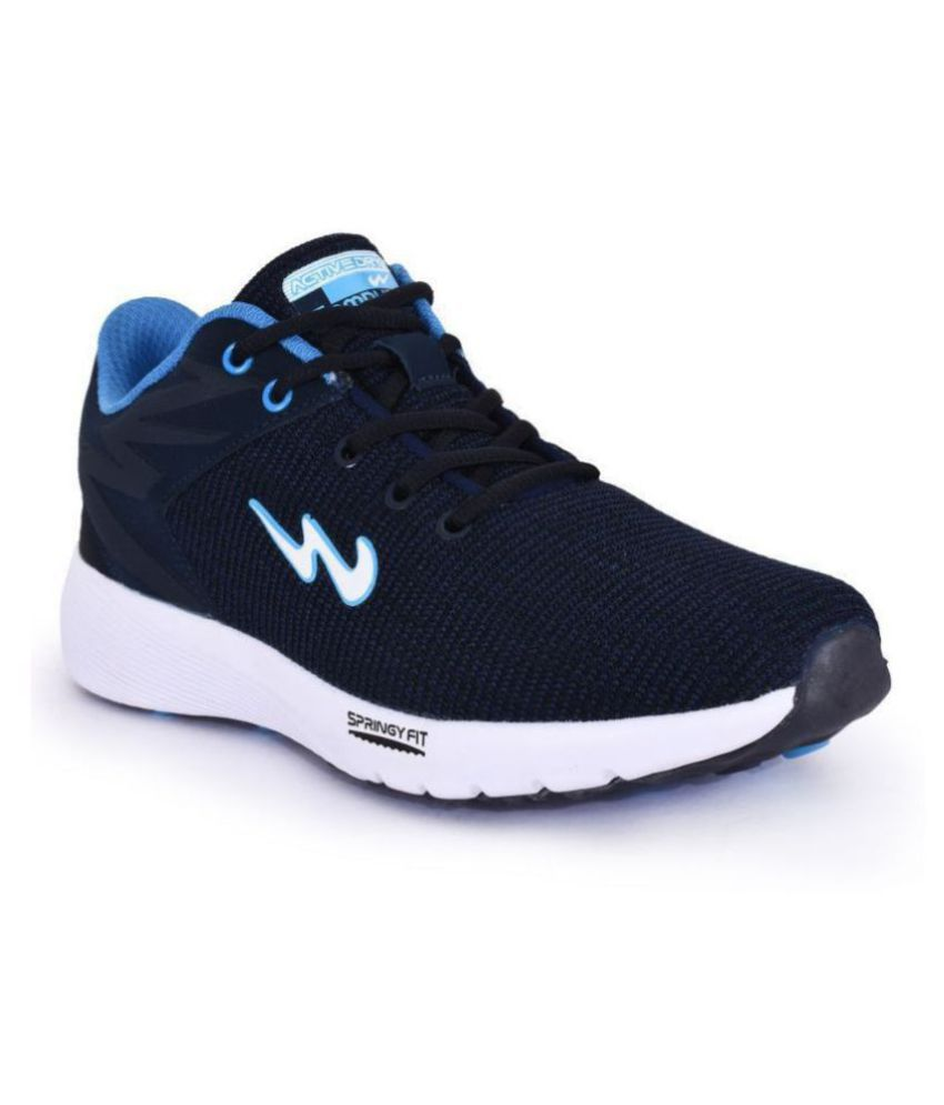 Campus ROYCE-2 Blue Running Shoes