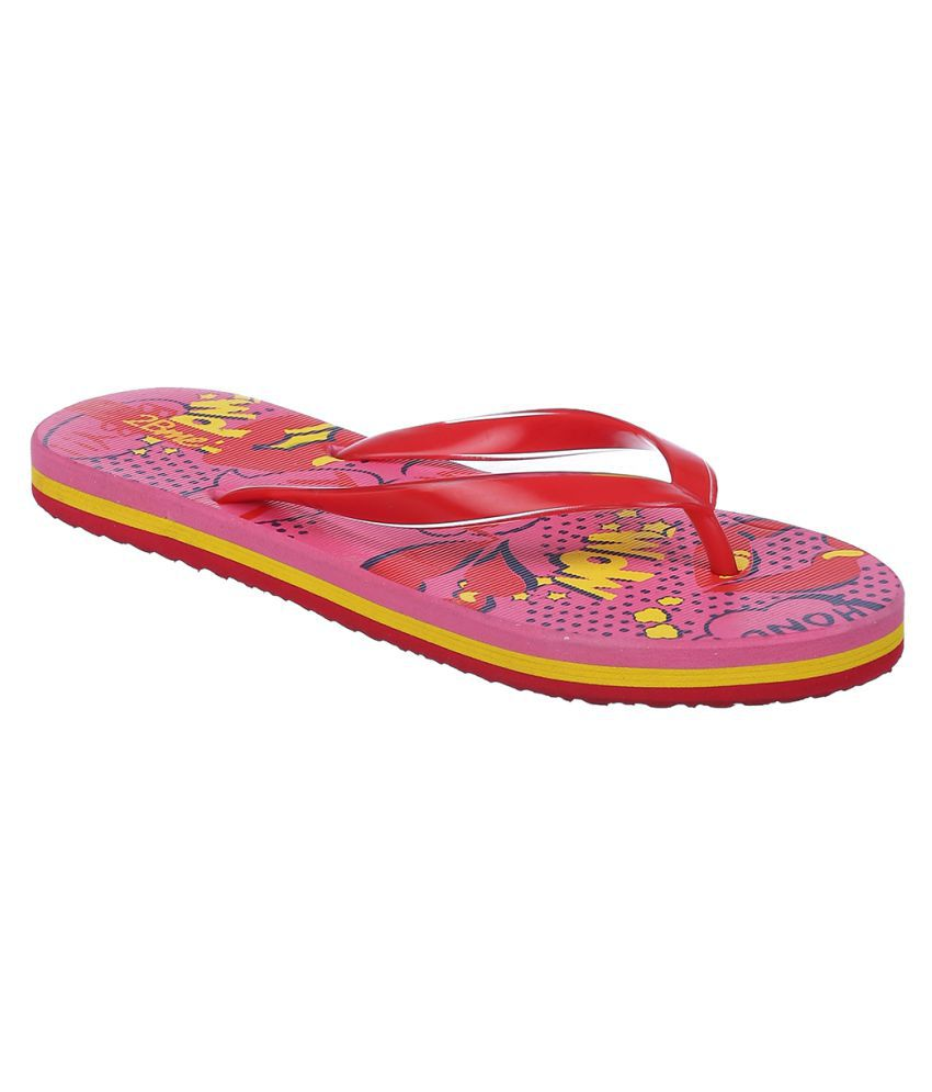 2Bme Multi Color Slippers