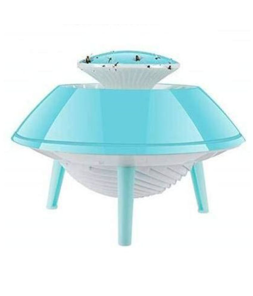 Electric Mosquito Killer UV LED Light Photocatalyst Fly Bug Dispeller with Suction Fan