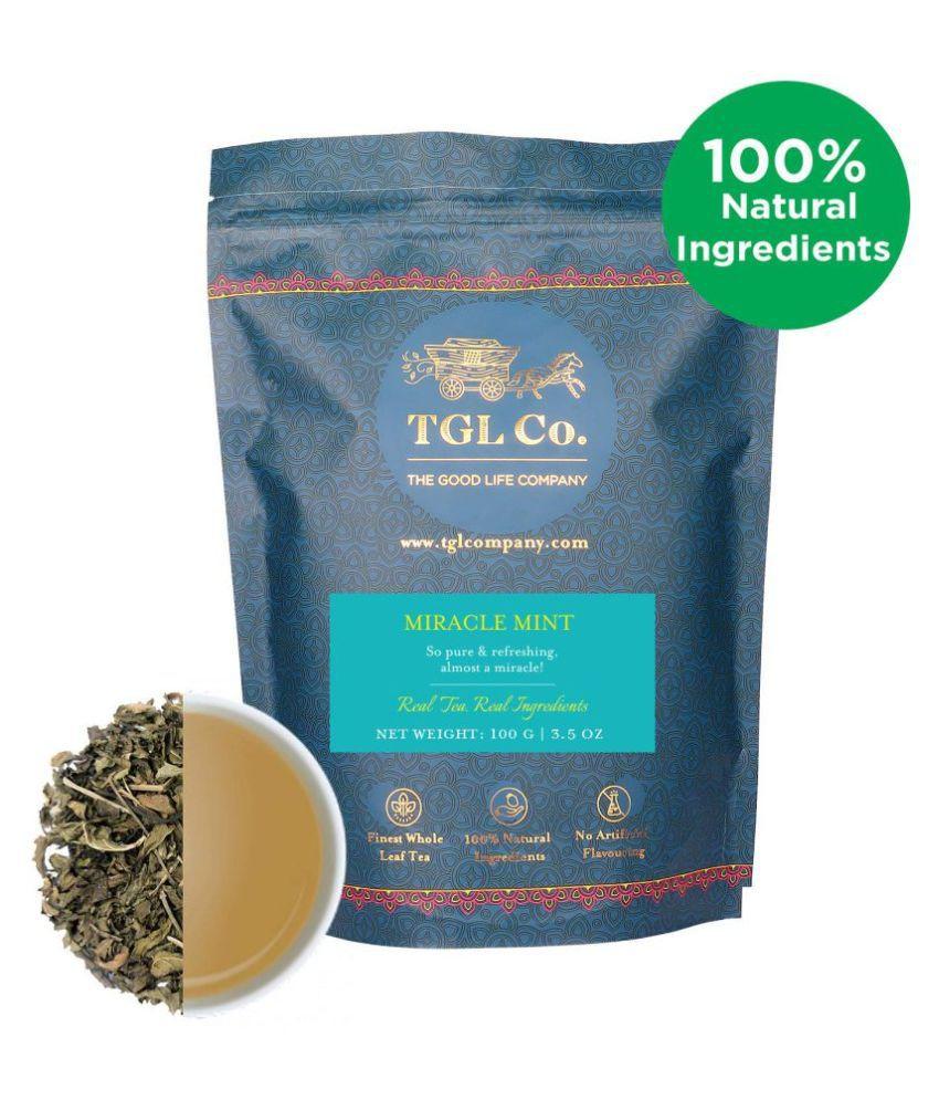 TGL Co. Mint Tea Loose Leaf 100 gm