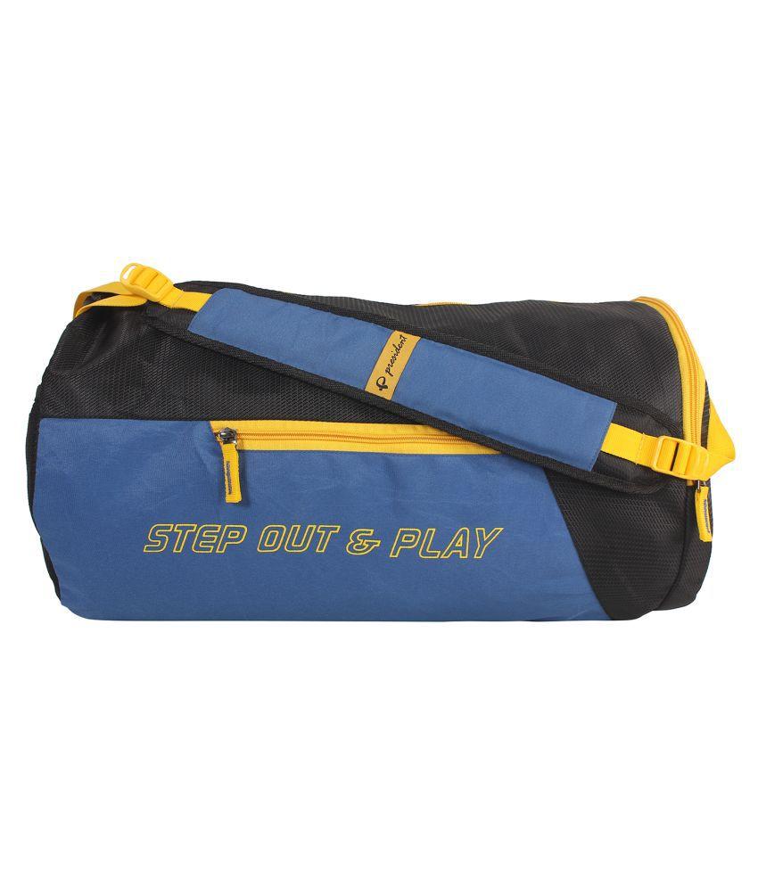 President Medium Polyester Gym Bag