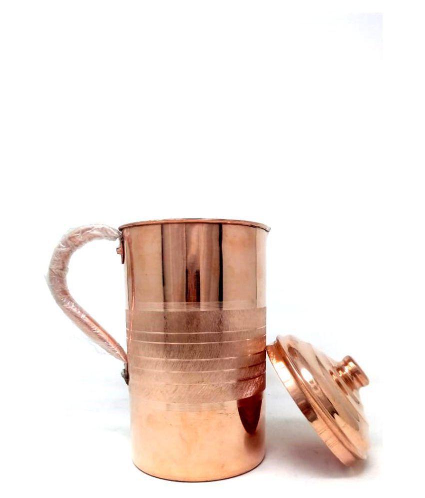 Harjee Copper Jugs 1500 mL