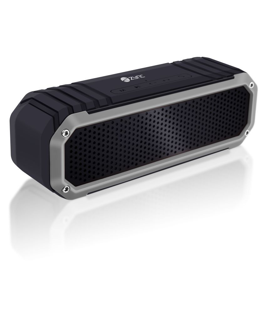 Zync BOLT IPX5 Bluetooth Speaker