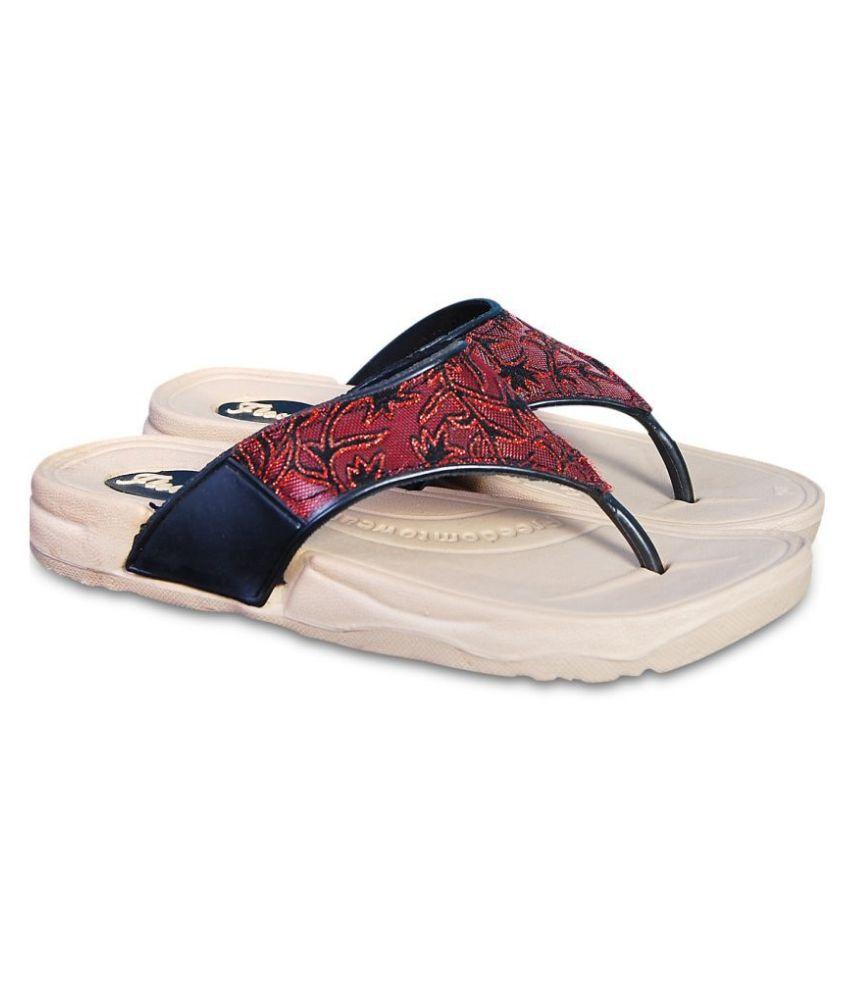 KD Slipper Brown Slippers
