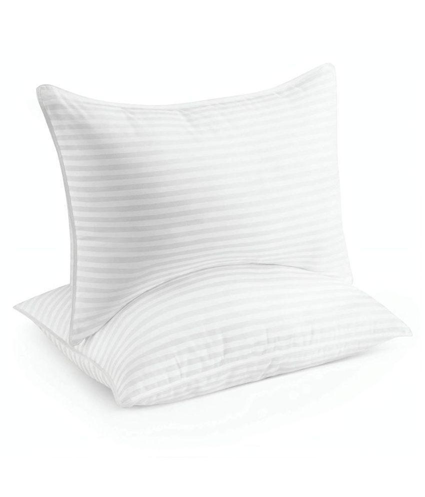 R.P STORE Set of 2 Fibre Pillow