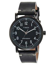 Timex TW00ZR283E Leather Analog Men's Watch