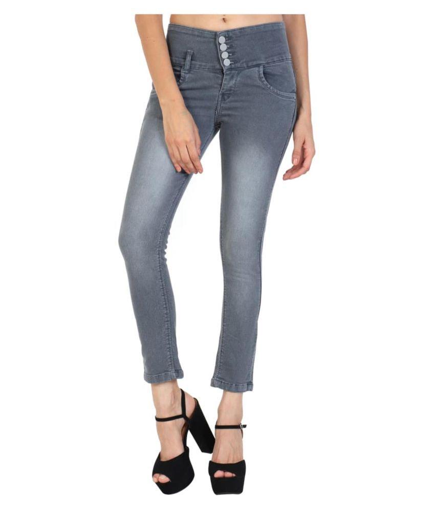 Veravibe Denim Jeans - Grey