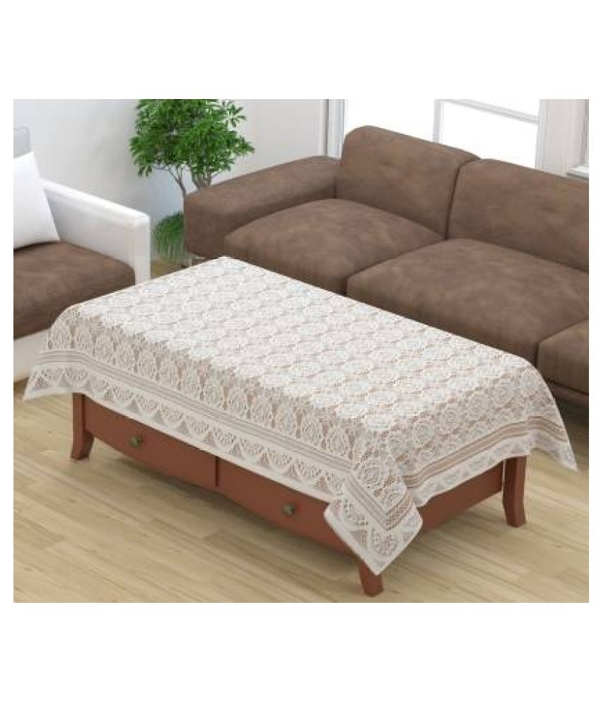 Dakshya Industries 4 Seater Cotton Single Table Covers