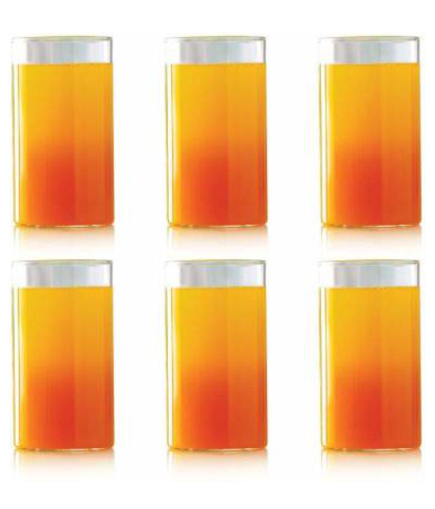 S R Plastic 300 ml Glasses