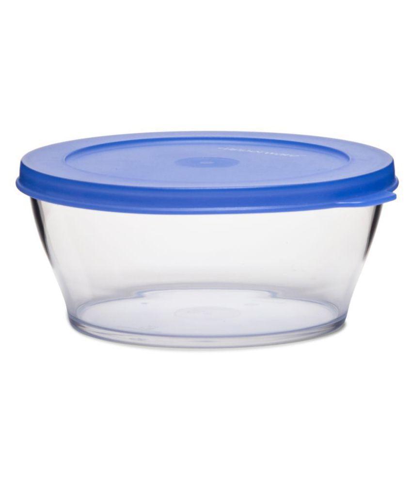 Tupperware Pcs Plastic Snacks Bowl 610 mL