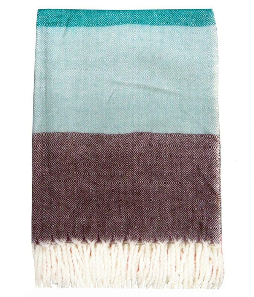 DANYBRO Single Polyacrylic Natural Blanket